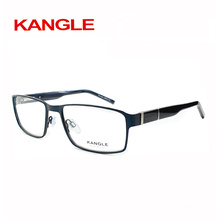 2017 Best desgin Man metal optical eyeglasses & metal optical frame