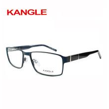 2017 лучший дизайн мужчины металл оптические очки металл оптические рама