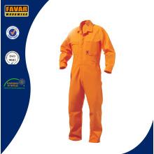 Industrielle dauerhafte Sicherheit 100% Baumwolle Coverall