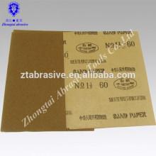 9 '' * 11 '' p46 - p320 Holzsandpapier zum Polieren von Holz