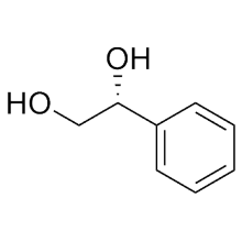Quiral Chemical CAS No. 25779-13-9 (S) -1-Fenil-1, 2-Etanodiol