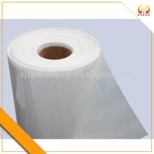 Matériaux isolants pour films en polyester blanc laiteux