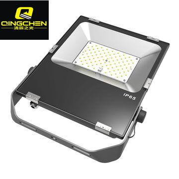 Slim Floodlight 200W Dimmable Luz de inundação LED ao ar livre