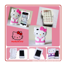 Hello Kitty for iPhone4 with Easy to Install and Remove
