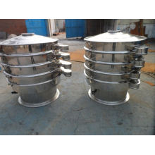 2017 ZS series Vibrating sieve, SS harga sieve shaker, circle laboratory sieve shaker