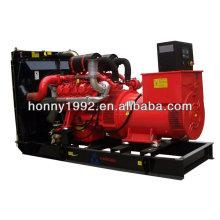 Générateur de gaz 150kva Man ou Doosan (Silent, FOB Shenzhen)