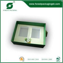 Impreso Oliver aceite caja de regalo de calidad Oliver aceite caja de cartón