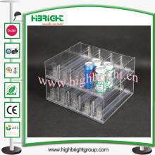 Plastikregalschieber für Supermarkt und Geschäft