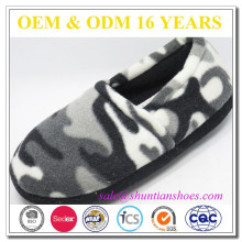 Bequemer Innen-Winter-Camo-Material-Pantoffel-Schuh für Kinder und Erwachsene