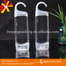 250ml Inverted hook PET plastic bottle