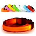 Dog LED Collar Flash Night Safety Pet Collar