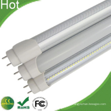 Mais novo tubo LED T8 luz 1500mm com condutor isolado