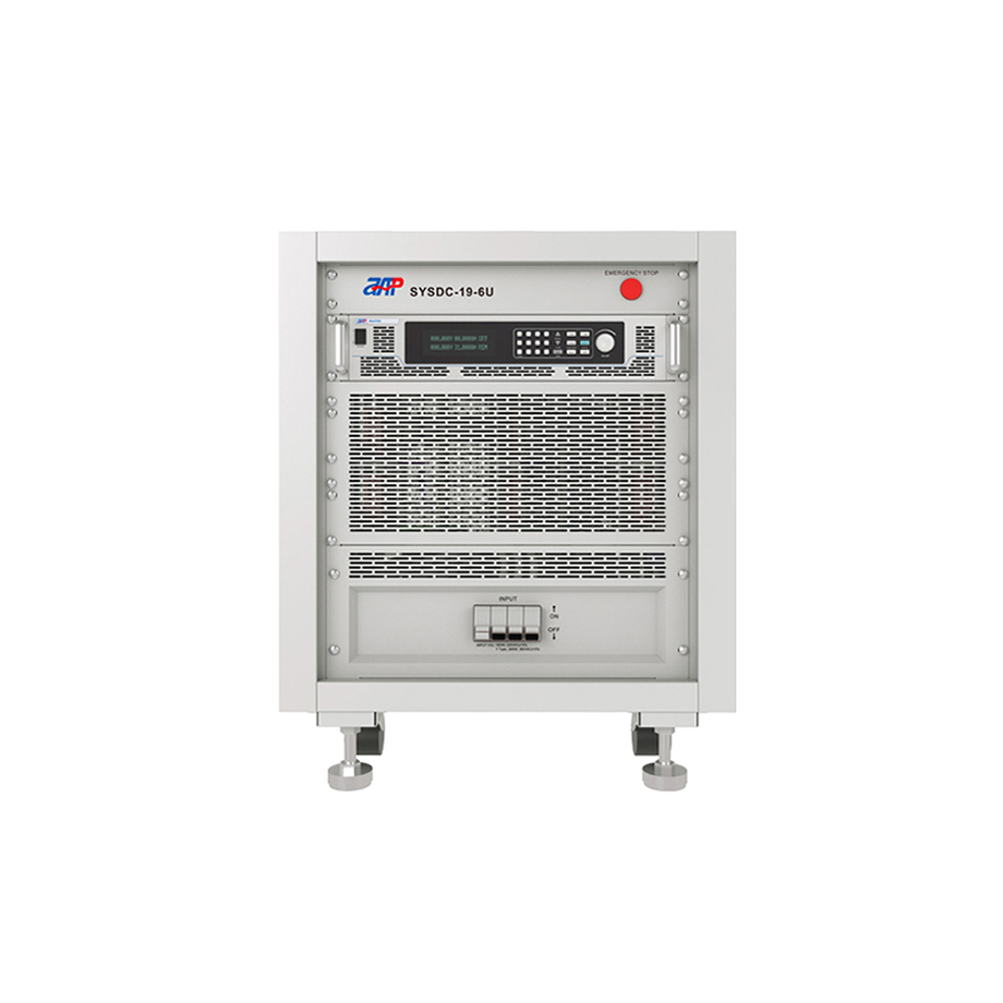 High power dc source system 450V 12kW