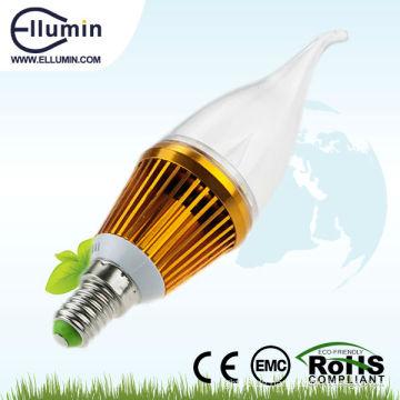 guter Preis 3w dimmbare e14 klare Kerze LED-Licht