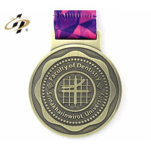 medalha católica por atacado de alta qualidade feita sob encomenda do metal