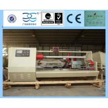 Máquina de corte da fita adesiva da eficiência elevada