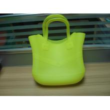 New Design Eco-Friendly Silicone Handbag for Women