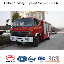 6ton Dongfeng Middle-Low Pump 153 Foam Fire Truck Euro3