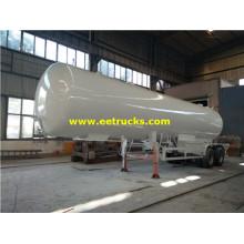 45 CBM 24 tấn NH3 Xe tải chở hàng