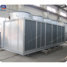 Induzido Draft Dry Cooling Tower