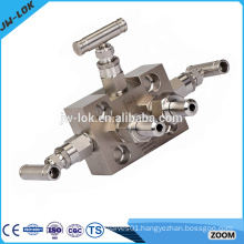 3 way instrument manifolds valves