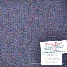 England Harris tweed Fabric for bag