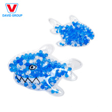 Microwave Or Freeze Gel Beads Hot Cold Pack