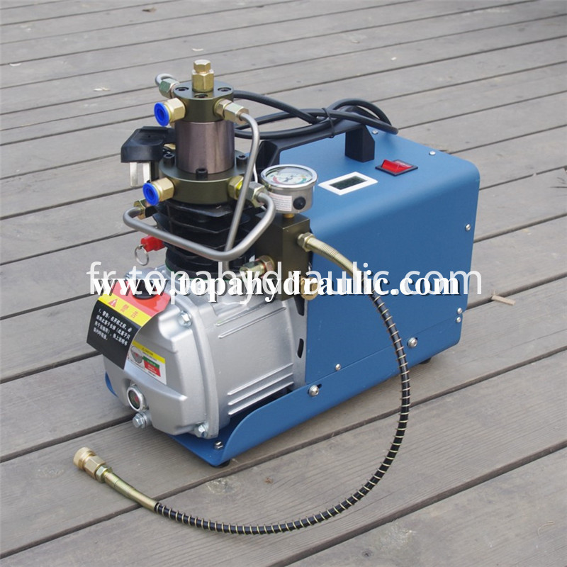 High Pressure Pcp Air Compressor Compressors