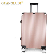 Factory price smart luggage set trolley