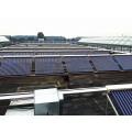 Colector de calefacción térmica solar de alta presión Heatpipe Splite