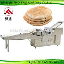 Коммерческая автоматическая хлебопекарная машина Naan и Roti