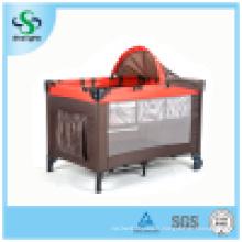 Mode Aluminium Simple confortable lit bébé jeu (SH-A9)