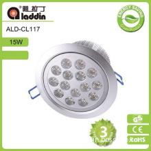 Modern Ceiling LED Light 15W IP66 Indoor Use