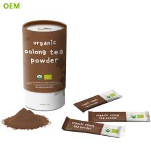 Poudre instantanée d'Oolong de poudre d'extrait de fines herbes de thé d'Oolong pour boire et faire cuire au four