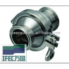 Sanitary Stainless Steel Check Valve (IFEC-CV100002)