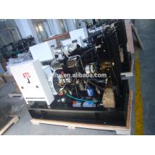Générateur de démarrage électrique ouvert de type 20KW avec moteur cummins