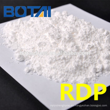 Polvo de polímero acrílico redispersable VAE EVA con bajo precio