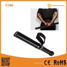 1180 Multifunktions-Selbstverteidigung Wiederaufladbare Baseball-Form 3W LED-Fackel