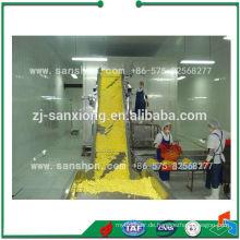 LSZ-0,5 fluidisierte Schnellgefriermaschine