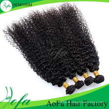 Mink Human Remy Hair Weft Hair Malaysian