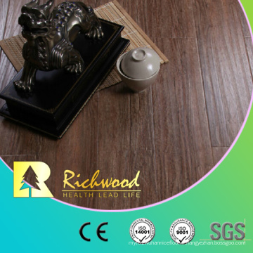 HDF E1 12,3 mm érable plancher en stratifié Handscraped bois