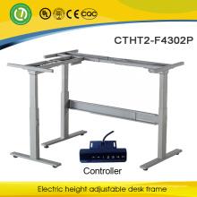 продумана высота регулируемый рабочий стол