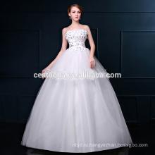 Cestbella DH1647 сексуальный подгонять платье невесты свадебные платья дешевые свадебное платье