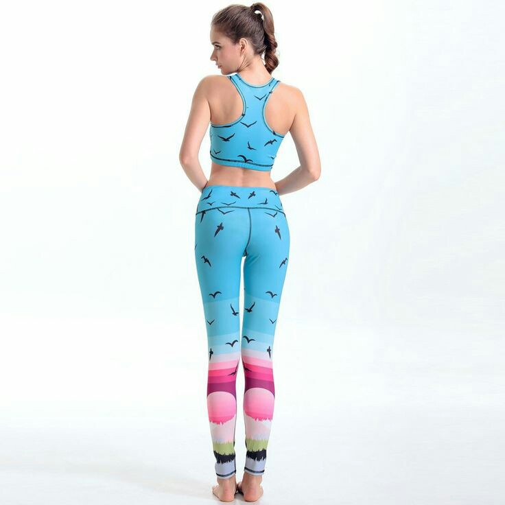 Custom Moisture Wicking Women Yoga Pants