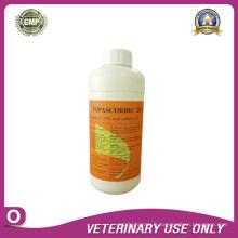 Médicament vétérinaire de la solution orale de vitamine C (25%)