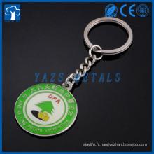 Porte-clés personnalisé personnalisé avec votre logo