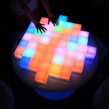 Mini luzes conduzidas impermeáveis da noite para presentes das crianças