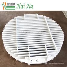 Filtro eliminador de niebla Mist Eliminador para purificación de aire