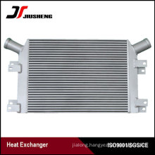 For PC360-7 Excavator Plate Aluminum Intercooler Assembly