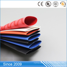 top sale cable electrical kynar heat shrink insulation silicone rubber sleeve 600v